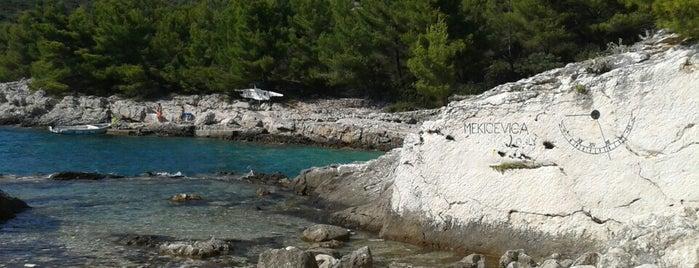 Mekićevica is one of Croatia.