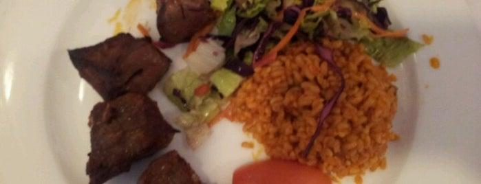 Myra Restaurant is one of Jersey Eats.