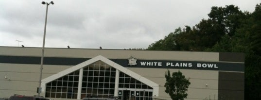 AMF White Plains Lanes is one of Lugares guardados de GONZALO.