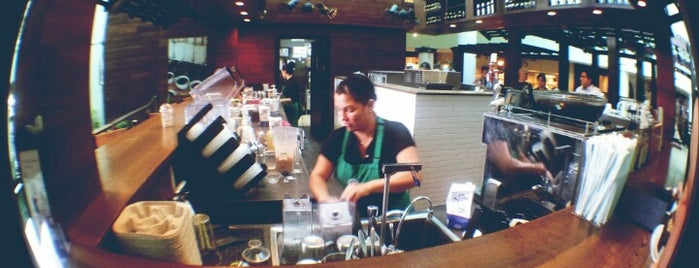 Starbucks is one of Lugares favoritos de Milva.