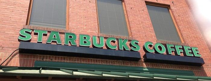 Starbucks is one of Jingyuan : понравившиеся места.