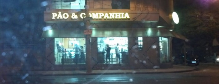 Pão & Companhia is one of Cafés e Padarias-Bauru.
