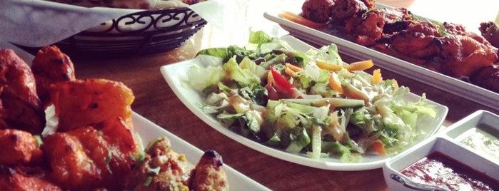 Nawab Fusion Grill is one of Orte, die Paloma gefallen.