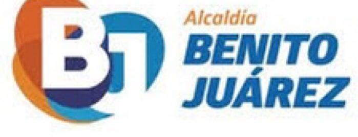 Benito Juarez is one of Tempat yang Disukai Mayte.