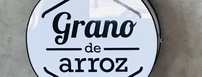 Grano De Arroz is one of Barabara.