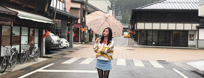 郡上八幡 城下町プラザ is one of Japan/Other.