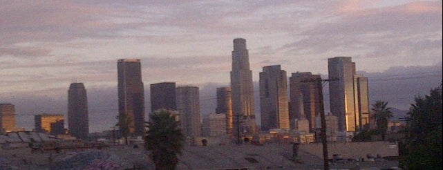 City of Los Angeles is one of Cities I've Visited.