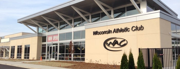 Wisconsin Athletic Club is one of Lieux qui ont plu à Renee.