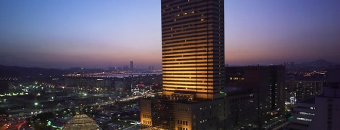 JW Marriott Hotel Seoul is one of Hotels Seoul.