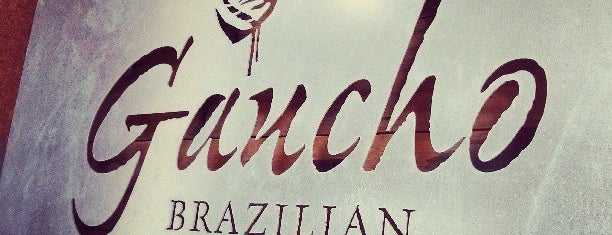 Gaucho Brazilian Barbecue is one of Gespeicherte Orte von Chantel.