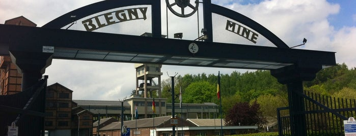 Blegny-Mine is one of Places in Europe.