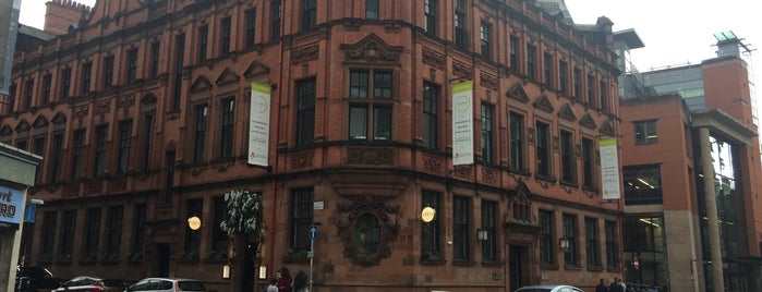Gusto is one of Manchester.