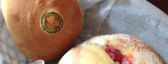 Brooklyn Kolache Co. is one of Locais salvos de Rebecca.