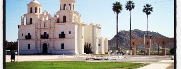 Iglesia De Pueblo Viejo is one of สถานที่ที่ Silvia ถูกใจ.