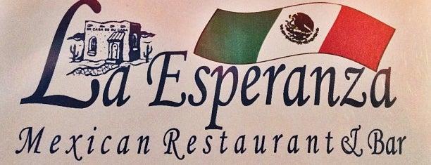 La Esperanza is one of Diana'nın Beğendiği Mekanlar.