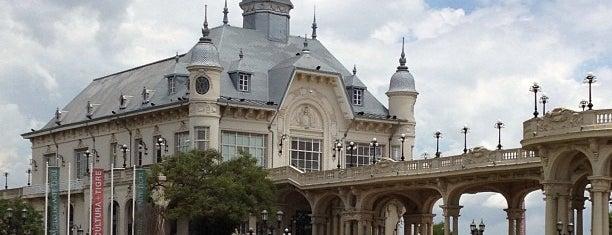 Delta del Tigre is one of Capital Federal (AR).