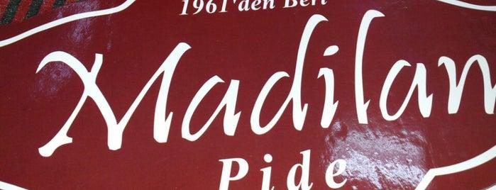 Madilan Sürmene Pidecisi is one of Pide ve Karadeniz Mutfağı.