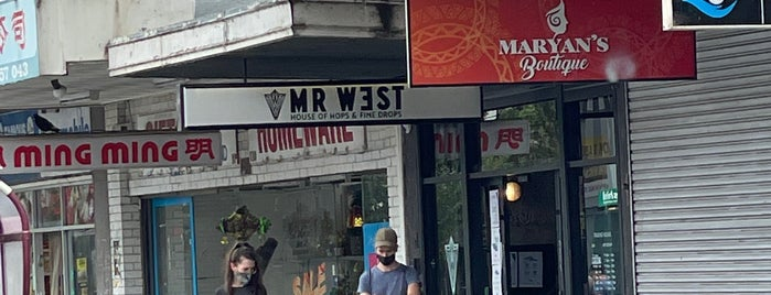 Mr West is one of Melbourne.