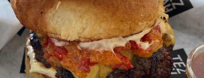 Tezgah Burger is one of Tempat yang Disukai lncsu.