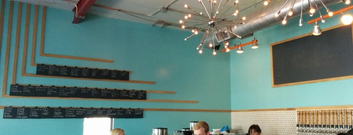 Thunderbird Café & Tap Room is one of Best Coffee in Austin.