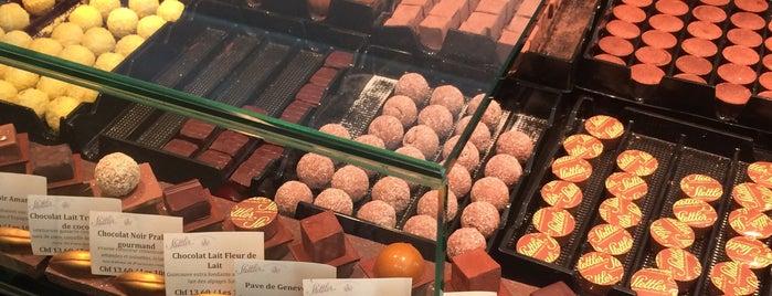 Stettler Chocolate is one of Suiça - onde ir.