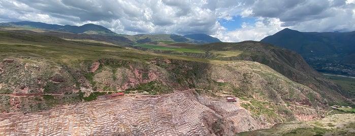 Salineras de Maras is one of สถานที่ที่ Alan ถูกใจ.
