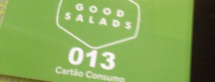 Good Salads is one of Lugares favoritos de Ana Carolina.