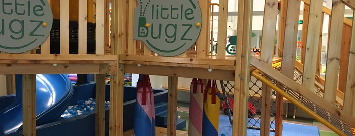 Little Bugz is one of Locais curtidos por Crystal.