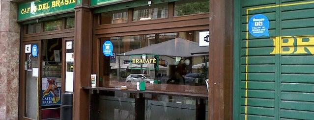 Bracafé is one of Tempat yang Disimpan Eric T.