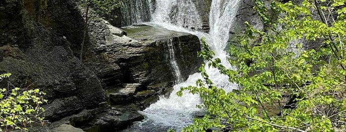 mine kill falls is one of BEST OF: Roxbury, NY.