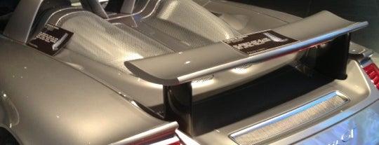 Porsche Design is one of Pavlos list.