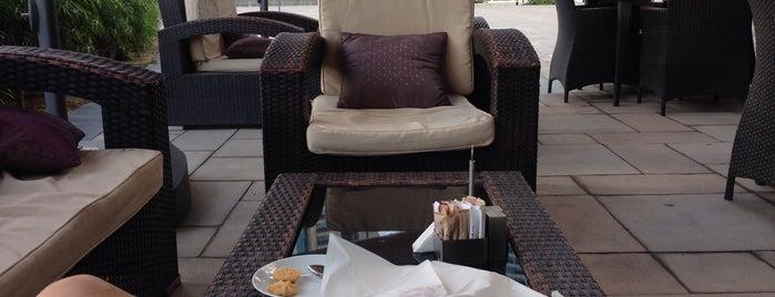 Hofara cafe is one of Dubai.