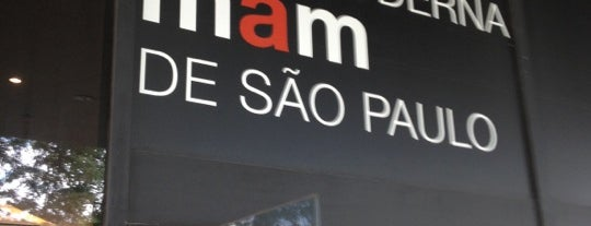 Museu de Arte Moderna de São Paulo (MAM) is one of Museums And Sites.