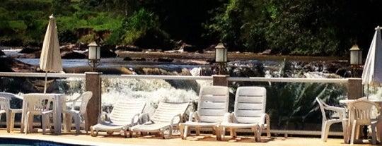 Hotel Recanto da Cachoeira is one of Locais curtidos por Nayara.