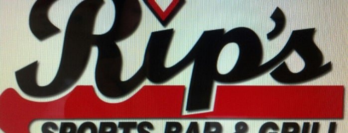 Rip's Sports Bar & Grill is one of Drinks.