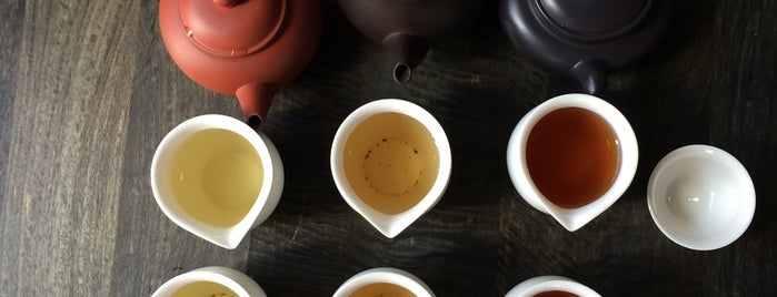 té is one of New York for Tea Lovers.