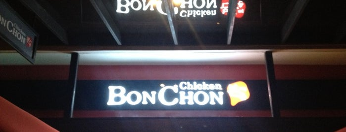 BonChon Chicken is one of Makati City.
