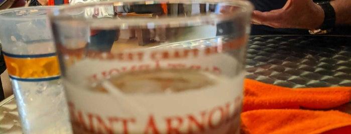 Saint Arnold Bar is one of TEXAS, HOUSTON.