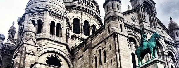 Kutsal Kalp Bazilikası is one of Paris, FR.