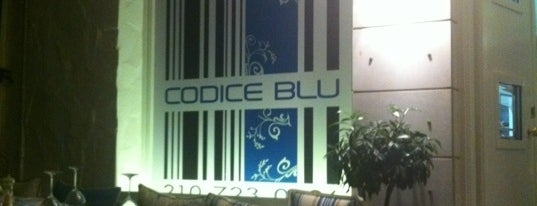 Codice Blu is one of Lugares guardados de Efthimis.