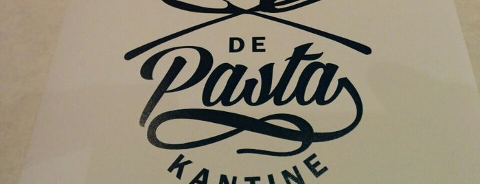 De Pasta Kantine is one of Rotterdam.