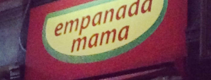 Empanada Mama is one of #NYCmustsee4sq.