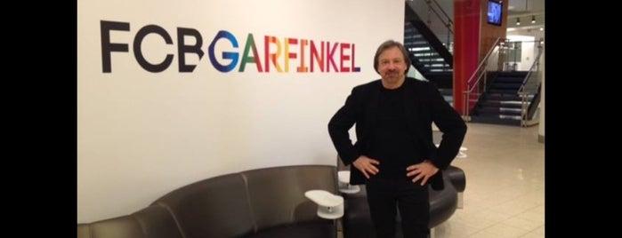 FCB Garfinkel is one of Locais curtidos por Andy.