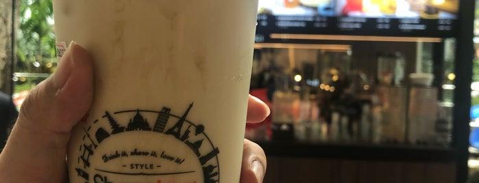 Share Tea Premium is one of Orte, die Kevin gefallen.