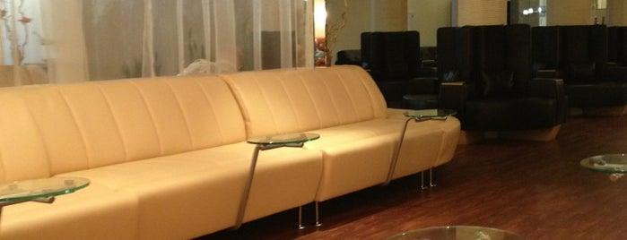 Зал ожидания UTG Premier Lounge, «Рахманинов» is one of ВНУКОВО АЭРОПОРТ.