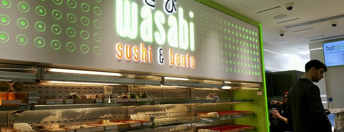 Wasabi is one of Restaurants.
