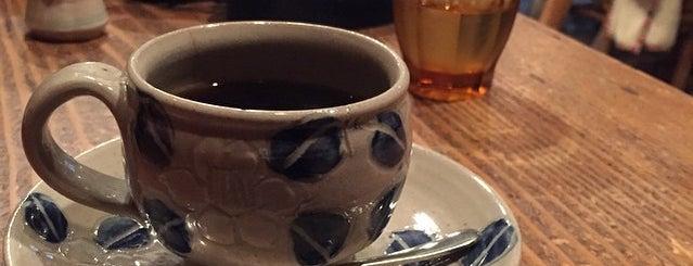 茶乃子 is one of 東京周辺カフェリスト byこっこ.