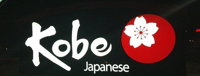 Kobe is one of Locais salvos de Thomas.