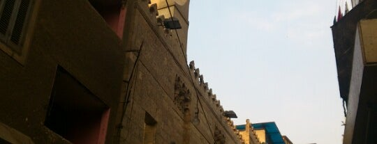 Old Cairo is one of Egypt..