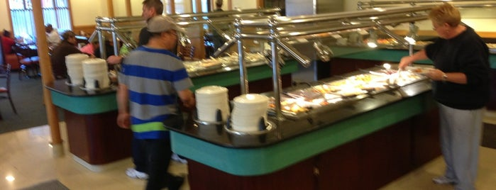 Old China Super Buffet is one of Favorite Restaurants.